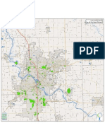 Top 50 Linn County Property Taxpayers - Map of Properties