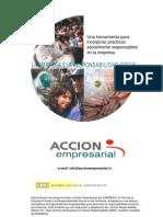 Manual Primeros Pasos, la Empresa y la Responsabilidad Social