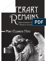 Hotz, Mary Elizabeth - Literary Remains~Representations of Death and Burial in Victorian England