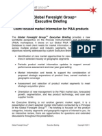 GFG Executive Briefing Promo Version 2.0