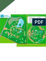 Termas Villa Elisa - Plano del Complejo