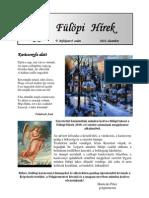 Fülöpi Hírek - 2010. december