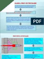 Prelucrarea Prin Extrudare Si Deform Area Tablelor