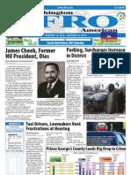 Washington D.C. Afro-American Newspaper, January 16, 2010