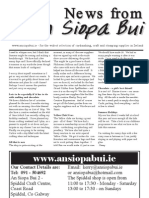 An Siopa Bui May Newsletter