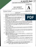 CDS  Paper 6
