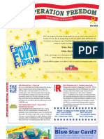 Blue Star Card Newsletter May 2011