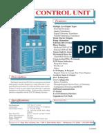 Pump Control Pcu001