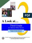 3rd Grade Math and ELA Focus