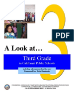 3rd Grade Math and ELA Focus