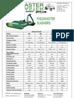 Field Master Slashers