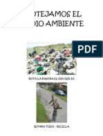 Protejamos El Medio Ambiente