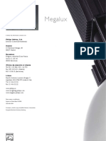 Folleto Megalux