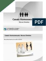 Unieducar Curso Online Casais Homossexuais Novos Direitos