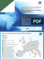 PV Plant Map