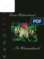 Transition - from Widowhood to Womanhood (excerpt)