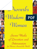 Proverbs Wisdom for Women (excerpt)