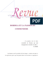 Camatte Bordiga Et La Passion Du Communisme 1972