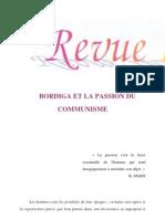 Camatte Bordiga Et La Passion Du Communisme 1972