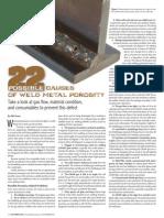 Cause of Porosity - Fabricator201011-f872acac65