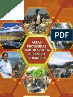 Áreas protegidas como respuesta al cambio climático