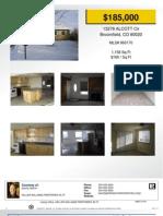 13278 Alcott Cir. Open House Details