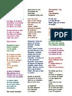 Poesía popular infantil