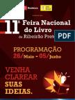 11ª Feira Nacional do Livro de Ribeirão Preto