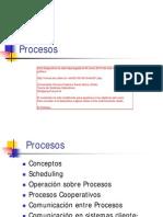 Clase05 Procesos