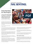 milwaukee journal - thailand project