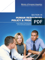 46329838 Human Resources Manual