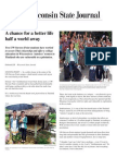 wisconsin state journal - thailand project