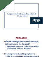 Networks - Chapter 0 - Motivation 1spp