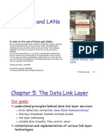 Networks - Chapter 5 - Data Link Layer 1spp