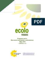 ECOLO-Programa Electoral 2011 v3 0