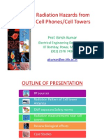Girish Kumar - Cell Tower Radiation Hazards - 12 May 2011