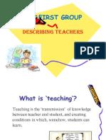 What is 'teaching'(arin)