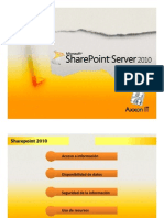 Implementacion sharepoint