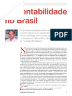 Sustentabilidade No Brasil