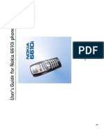 Nokia 6610 user guide, page 87 | nokia | mobile phones | user guides.