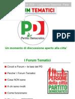 Forum Tematici Fano