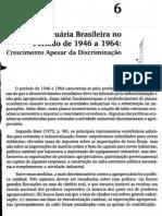 Capítulo 6 - BACHA, C. J. C. Agropecuária 1946-1964