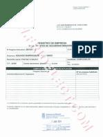 Registro Empresa en Navarra