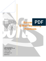 Email Marketing White Paper