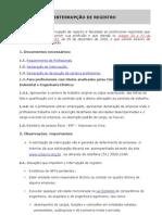 09 Interrupção de registro pelo profissional - EXT