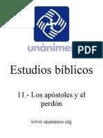 11.- Los Apostoles y El Perdon[1]