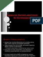 Fármacos Antiinflamatorios