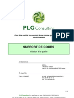 2008 Support Cours Qualite