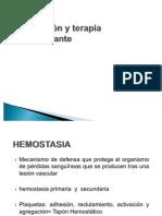 coagulacion y heparinas