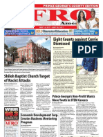 Prince George's County Afro-American Newspaper, May 14, 2011